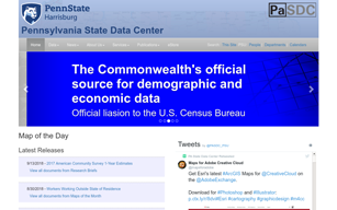 Pennsylvania State Data Center